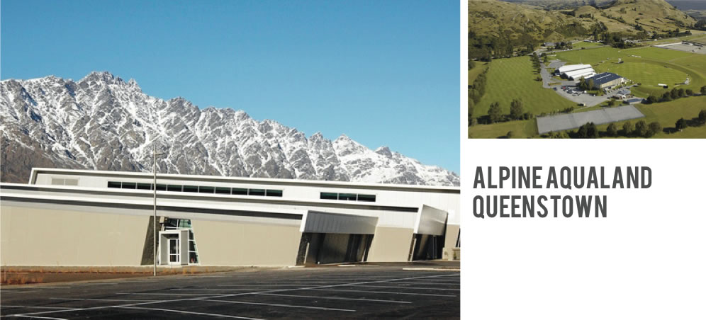 ALPINE AQUALAND