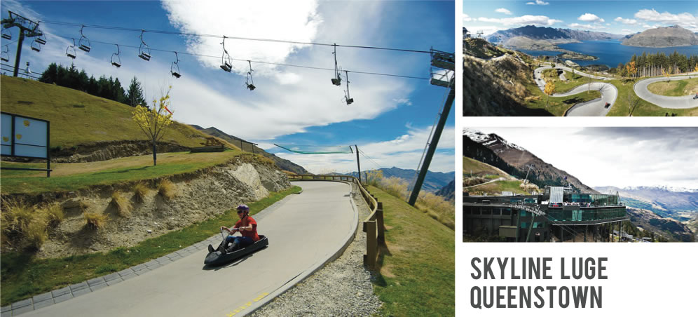 SKYLINE LUGE – QUEENSTOWN